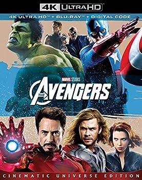 MARVEL S THE AVENGERS [Blu-ray]