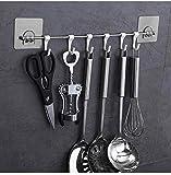 Golwyn Self Adhesive Kitchen Accessories Items Organizer/Kitchen Rack Stand Holder