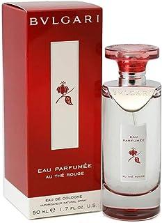 Eau Parfumee Au The Rouge by Bvlgari for Unisex Eau de Cologne 50ml
