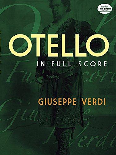 Otello in Full Score (Dover Music Scores)