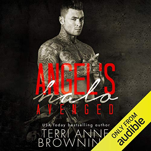 Angel's Halo: Avenged audiobook cover art
