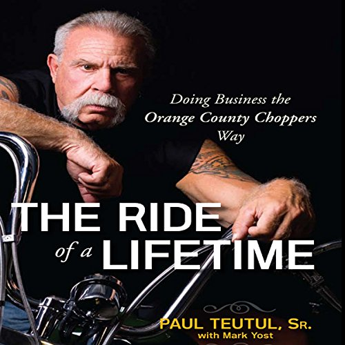The Ride of a Lifetime cover art