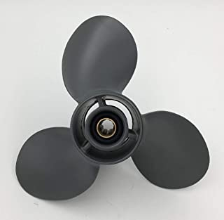 9 1/4X10 1/2 For Honda 8Hp-20 Hp Fit For Honda Propellers Aluminium Propeller For Honda Boat Accessories For Marine Propellers 8 Tooth