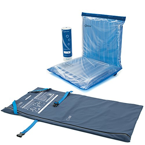 Repose 450 mm druk ontlasten zorg-zitten statische stoel en rolstoel kussen en pomp