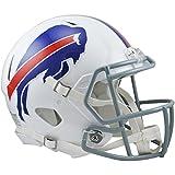 Riddell NFL Buffalo Bills Speed - Casco de fútbol, Color Rojo...