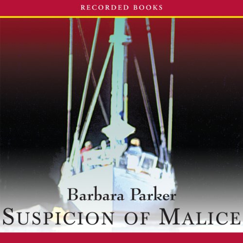 Suspicion of Malice audiobook cover art