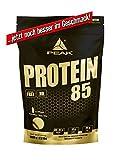 PEAK Protein 85 Strawberry 1000g | Premium Mehrkomponenten Protein mit Aminos |