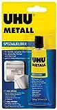 UHU Spezialkleber Metall Tube, Schnellanziehender,