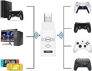 Adaptador Coov DS50 Bluetooth Para Controle de PS5 PS4 PS3 Xbox One S Nintendo Switch PC Raspberry