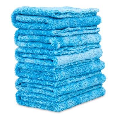 Griot's Garage Microfiber Plush Edgeless Towels Set of 6