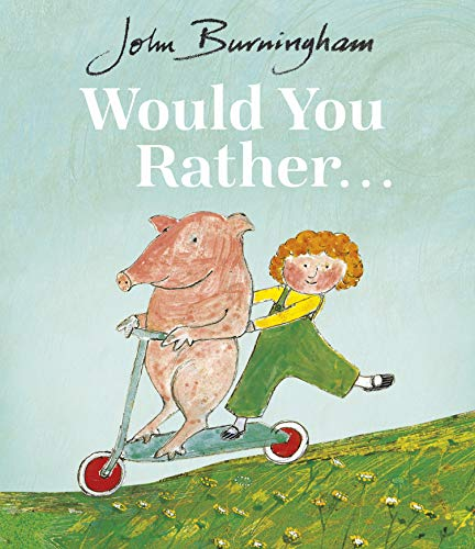 Would You Rather? (Red Fox Picture Books)の詳細を見る