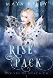 Rise of the Pack (Wolves of Mercaida Book 3) (English Edition)
