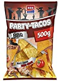 XOX Party Tacos Barbecue, 3er Pack (3 x 500 g) -