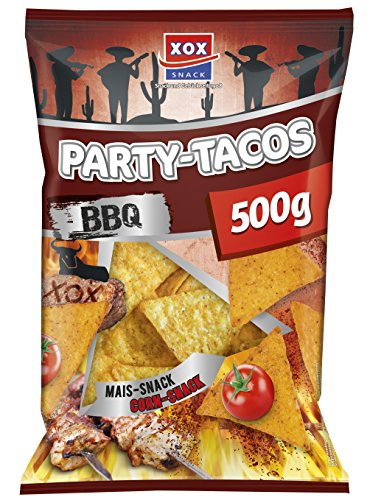 XOX Party Tacos Barbecue (1 x 500 g)
