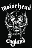 Motorhead Made in England Poster Drucken (60,96 x 91,44 cm)