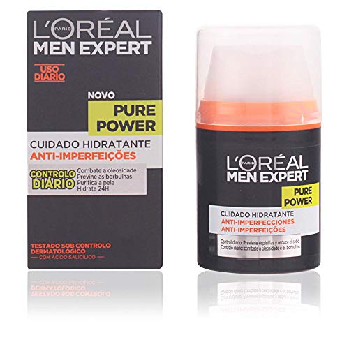 Men Expert Pure Power Gel Nettoyant 50 ml