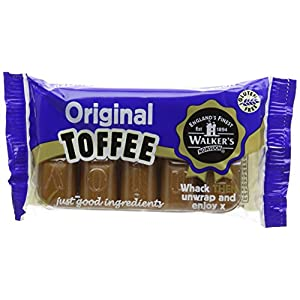 walkers nonsuch original creamy toffee bars in traditional tin tray 100 g (pack of 10) WALKERS Nonsuch Original Creamy Toffee Bars in Traditional Tin Tray 100 g (Pack of 10) 51RcOKSH1fL