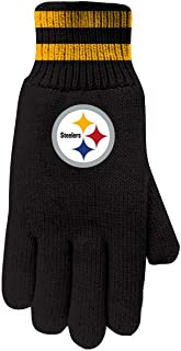Sponsored Ad - Steelers Gloves Mens One Size Insulated