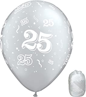 Best 25th wedding anniversary balloons decorations Reviews
