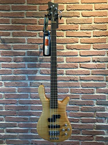 Warwick Streamer LX - Cuerdas para guitarra (4 cuerdas, escala larga), color violeta