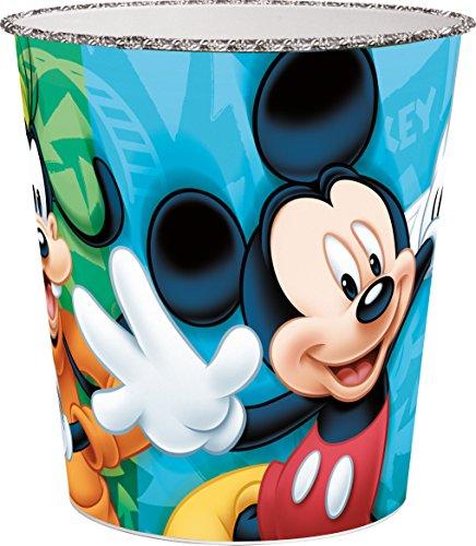 Joy Toy 2208 Micky Maus und Freunde Dustbin Mickey 21x16,4x22,7cm, Multicolour