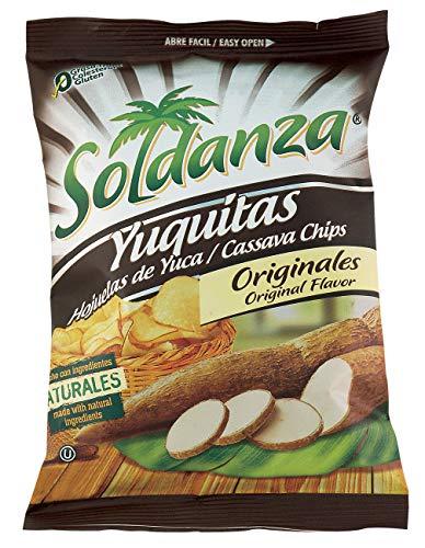 soldanza,Yuquitas- 24 de 71 gr. (Total: 1700 gr.)