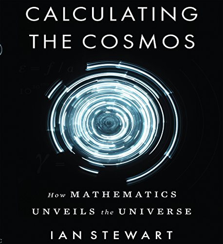 Calculating the Cosmos audiobook cover art