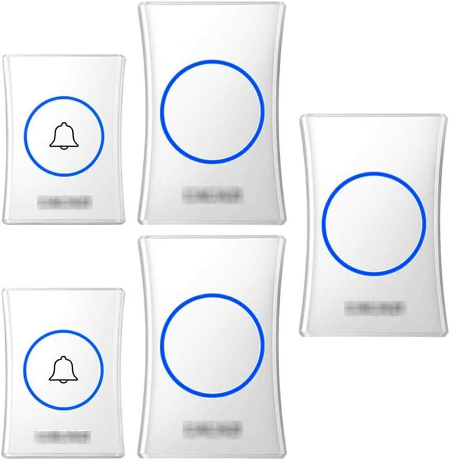 Wall Plug-in Cordless Cash special price Max 51% OFF Door Chime Kit Doorbell Waterproof in Plug