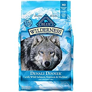 Customer reviews Wilderness Blue Buffalo Denali Dinner Dog Food, 4 lb by BLUE Wilderness:Dailyvideo