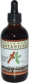 Whole World Botanicals, Royal Cats Claw Extract, 4 Ounce