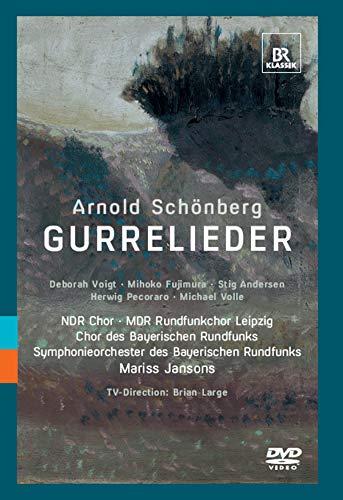 Schönberg : Gurrelieder [(+booklet)]