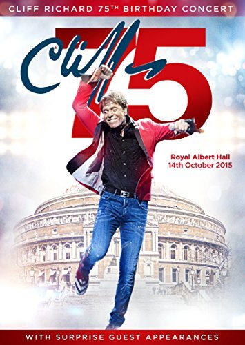Cliff Richard's 75th Birthday Concert Performed at The Royal Albert Hall [DVD] by Cliff Richard