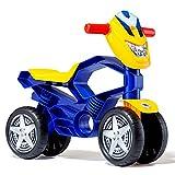 MOLTO | Moto Correpasillos My First Azul | Moto Infantil de 4 Ruedas Todo...