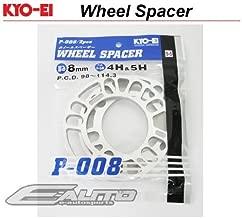 Kyo-ei Jdm Kics 8mm Wheel Spacer 4x100 5x100 5x110 5x112 5x114