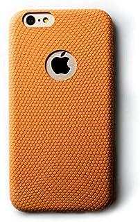 بيتر فونز هوني سيل غطاء حماية لجهاز ايفون 6 ، برتقالي