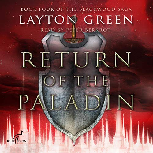 Return of the Paladin Audiobook By Layton Green cover art