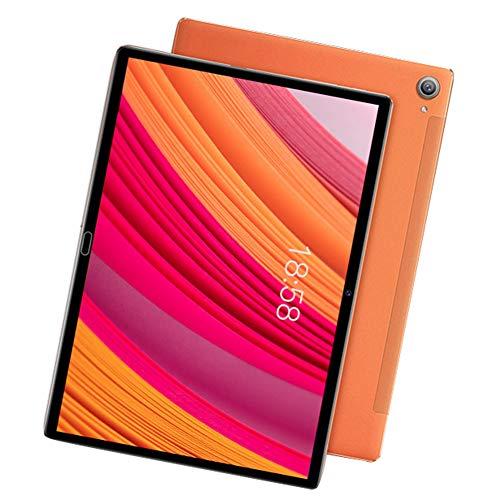 ELLENS Tableta de 10.6 Pulgadas Android 8.0, teléfono Celular 4G Desbloqueado con Dos Ranuras para Tarjetas SIM, 4GB RAM 64GB ROM, WiFi, Bluetooth, GPS