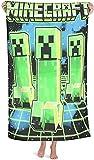 YOMOCO Mi-n-e-craft - Toalla de playa con temática del juego, impresión...