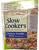 Slow Cooker Chicken Noodle Soup Mix-6 Packages