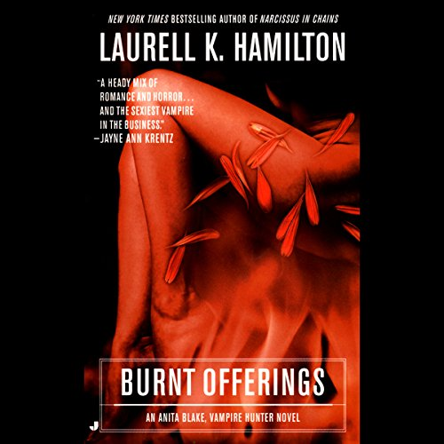 Burnt Offerings audiobook cover art
