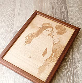 engraved wood photographs