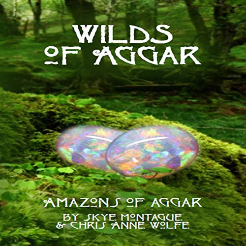 Wilds of Aggar audiobook cover art