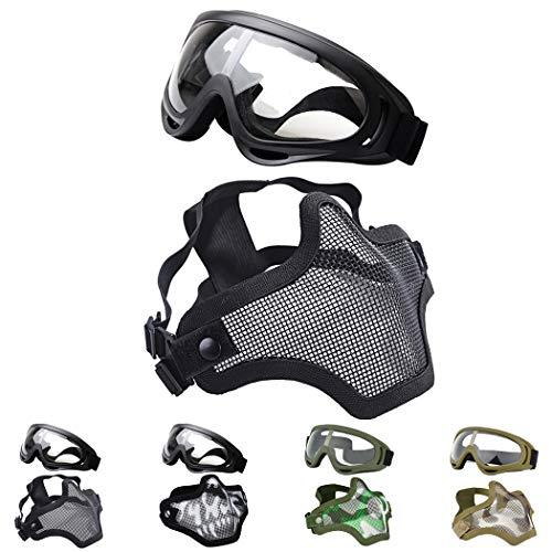 Fansport -   Gittermaske Airsof
