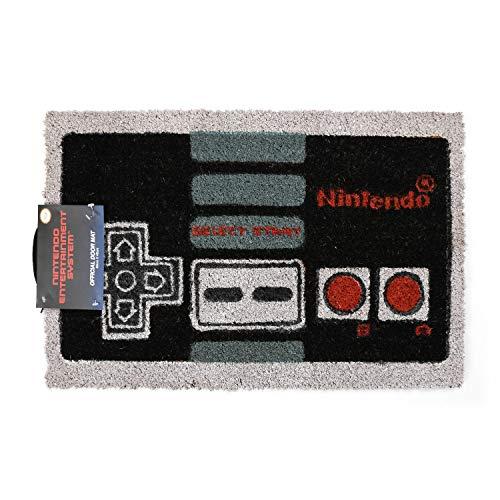 Nintendo Fußmatte, mehrfarbig, 40 x 60 cm