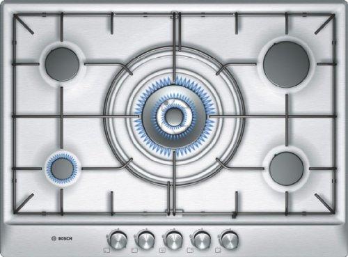 Bosch PCQ715B80E piano cottura Incasso Combi Argento
