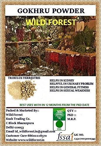 Atome Brand Cheap Sale Venue Wild Forest Gokhru Powder Tribulus Ranking TOP19 100 Terrestris GM