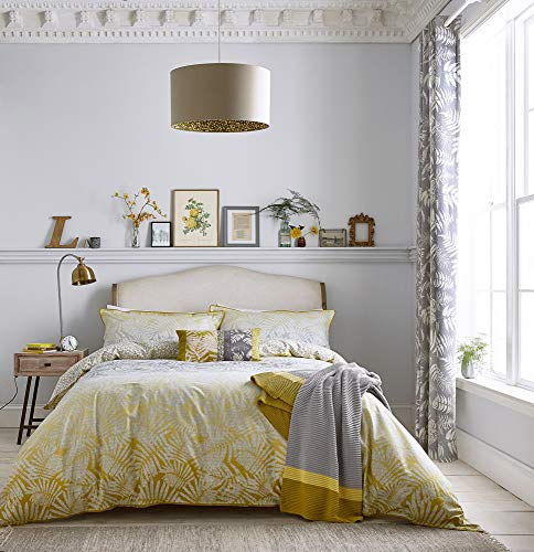 Clarissa Hulse, Espinillo Duvet Cover, Turmeric, King