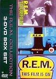 R.E.M. : Parallel / This Film is on / Tourfilm - Coffret 3 DVD