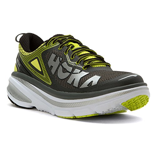 Price comparison product image Hoka Bondi 4 Running Shoes - AW16-9.5 - Grey