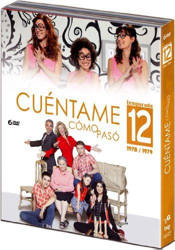 Cuéntame Cómo Pasó - Temporada 12 [DVD]